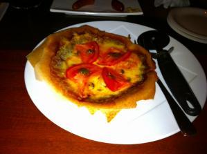 Bar HEAL マルゲリータピザ