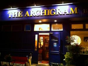 THE ARCHIGRAM 入口