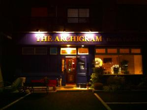 THE ARCHIGRAM 外観