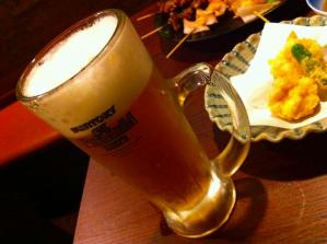 味山海 ビール
