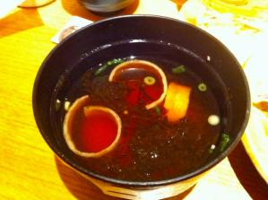 平田牧場 味噌汁