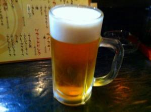 寅次郎 ビール