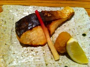 旬肴菜 こう 焼き魚