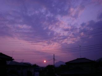 夕陽1018