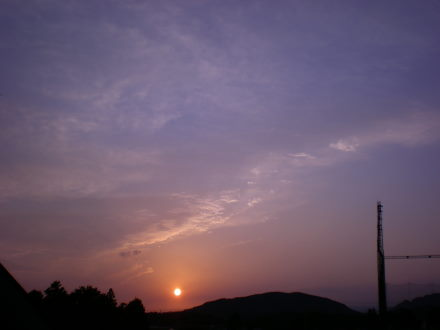 夕陽1020