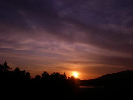 夕陽1104