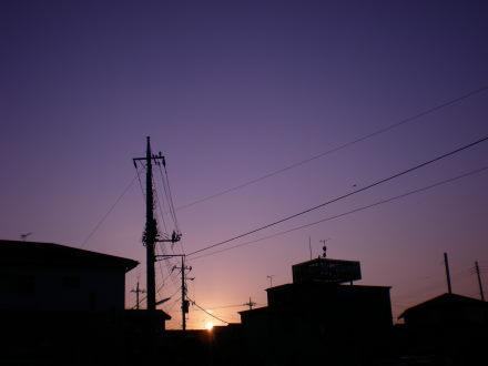 夕陽1130