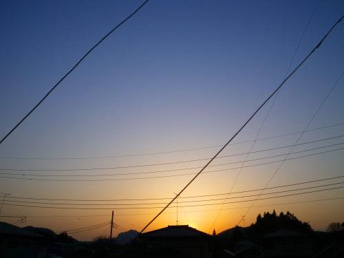 夕ぐれ42