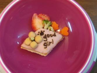 3月3日ケーキ