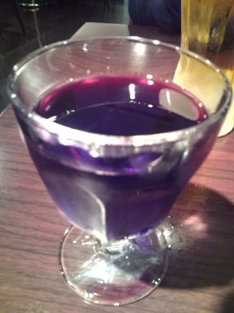 赤グラスワイン
