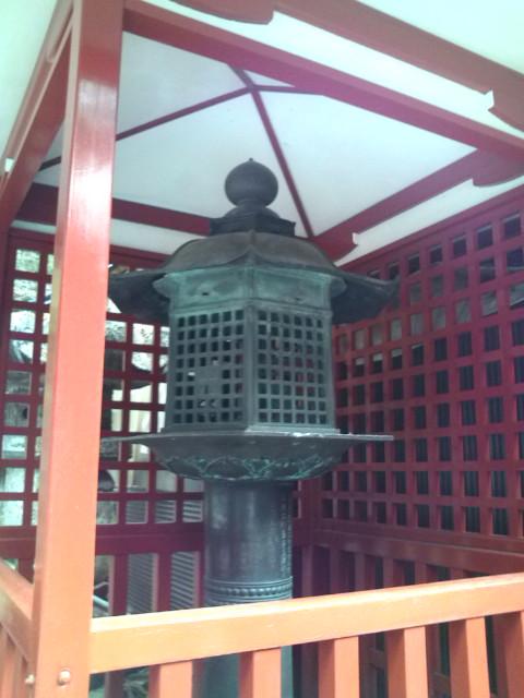 化燈籠(ばけとうろう)