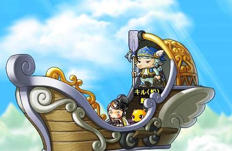 エレヴ行きの船