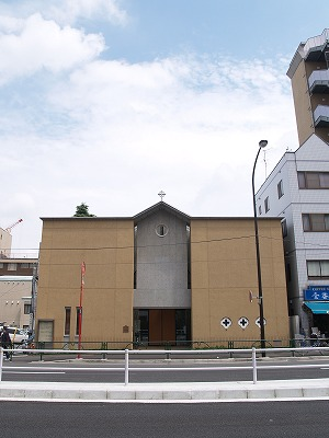 信濃町教会