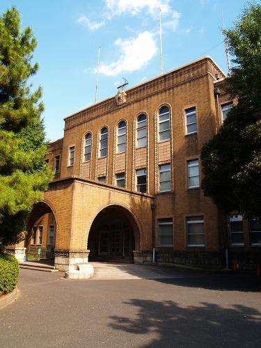 東京商船大学