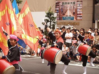エイサー祭り