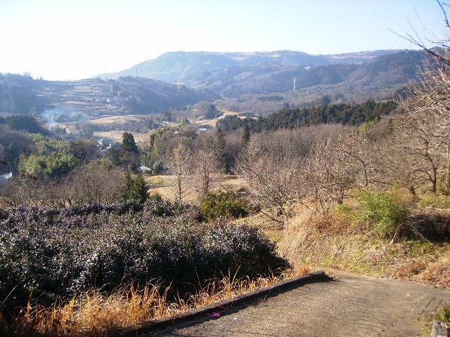 柳川盆地を望む20