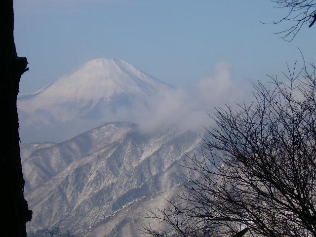 白富士を望む31