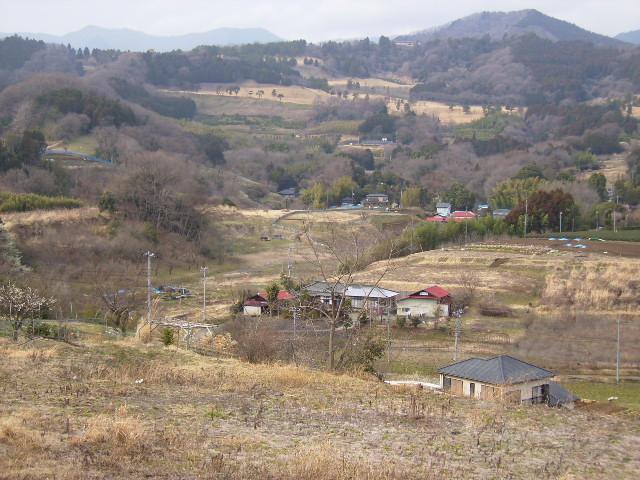初春の柳川盆地33