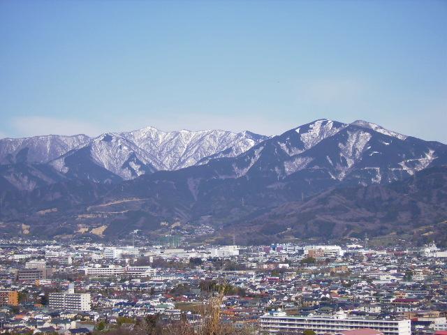 春雪の丹沢27