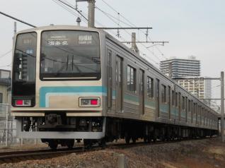 205系コツR4編成