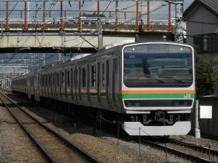 E231系ヤマU534編成