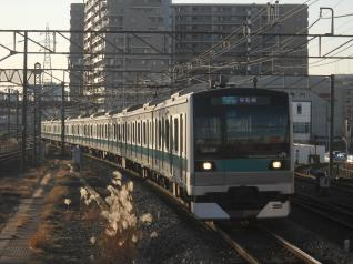 E233系マト6編成
