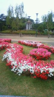 鶴舞公園の昼下がり