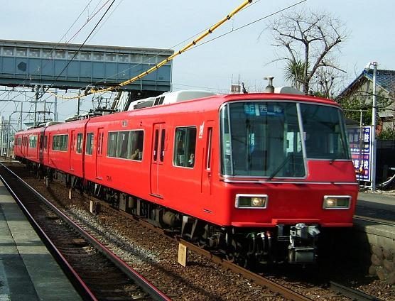 名鉄5300系・5700系電車