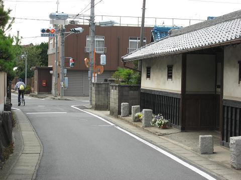 旧中山道・辻町