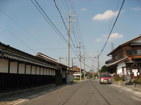 旧中山道・小篠原