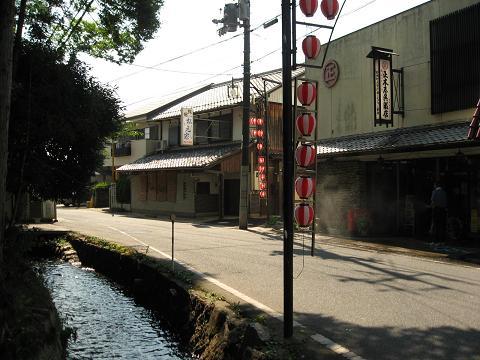 旧中山道・行畑