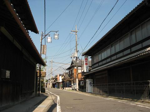 野洲本町商店街