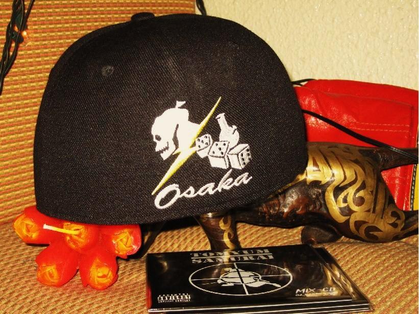 TYS&COCOLO 大阪野球帽 後