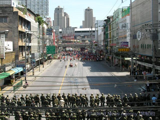タイ反政府デモ4