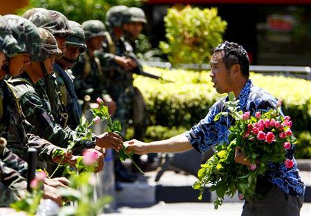 タイ反政府デモ6