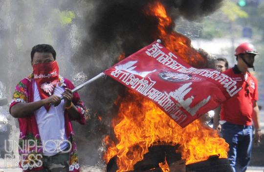 タイ反政府デモ7
