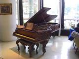 映画で使用されたピアノ