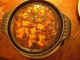 麻婆<br />豆腐
