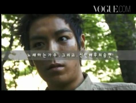 【和訳追加】タプ@VOGUE interview&撮影現場映像|SE7EN Seas ♪.flv_000037270