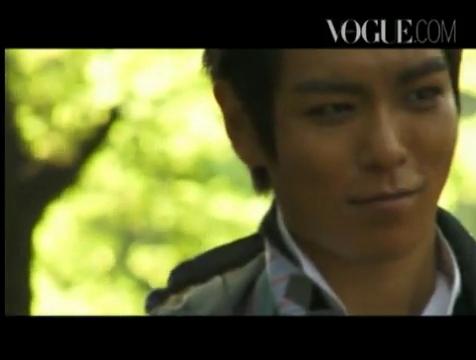 【和訳追加】タプ@VOGUE interview&撮影現場映像|SE7EN Seas ♪.flv_000115118