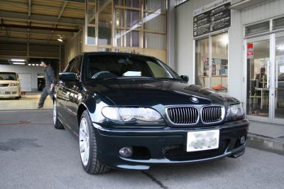 BMWコーティング オールペイント