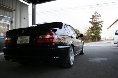 BMW コーティング オールペイント