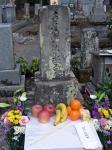 秋水墓前祭2009-4