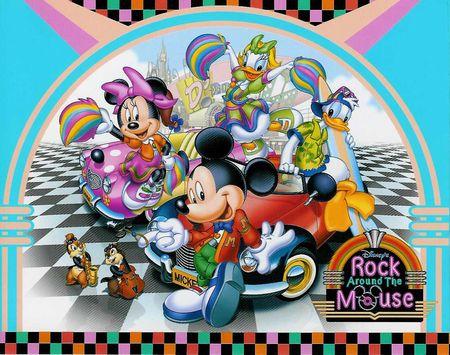 ディズニー・ロック・アラウンド・ザ・マウス