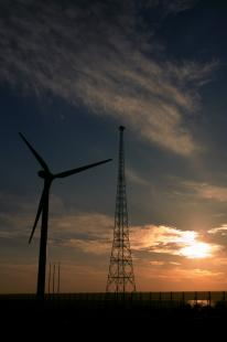 内灘の風車