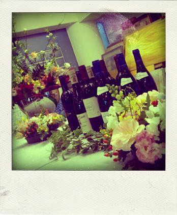 ワイン会1