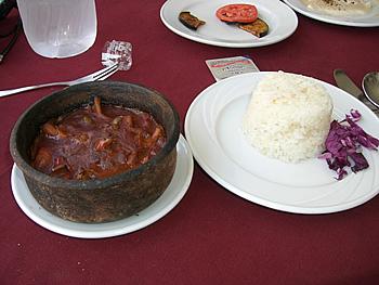 エジプトご飯