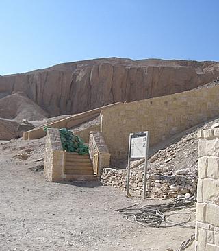エジプト|王家の谷