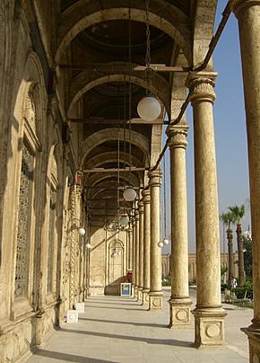 ガーマ・ムハンマド・アリ回廊