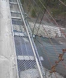 谷瀬吊り橋